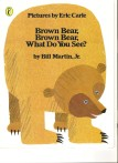 Brown bear brown bear