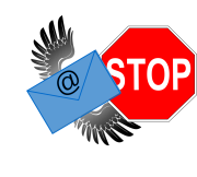 stop email
