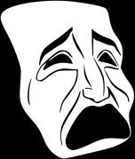 tragicmask