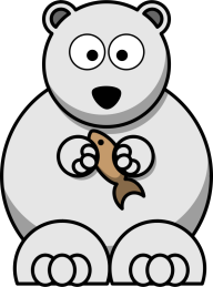 lemmling_Cartoon_polarbear