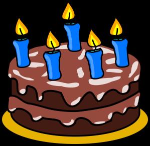 http://pixabay.com/en/birthday-cake-cake-food-candles-25388/
