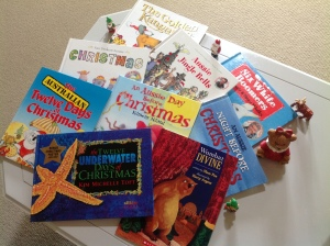 Some Australian Christmas picture books