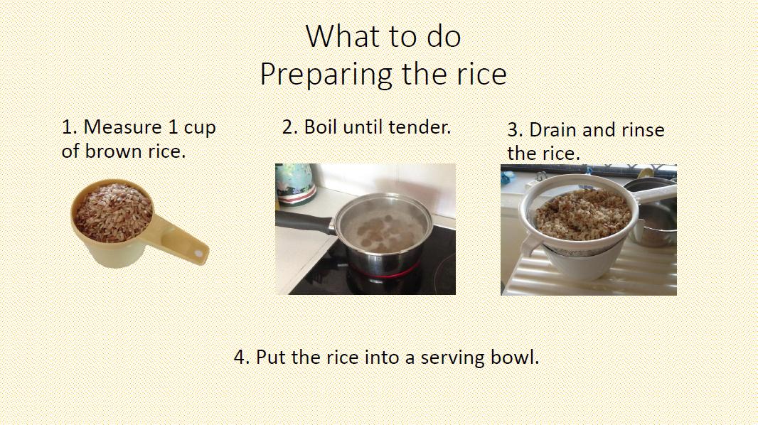 Rice salad 3