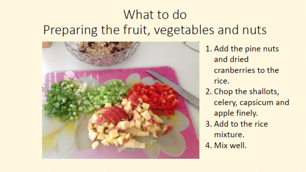 Rice salad 4