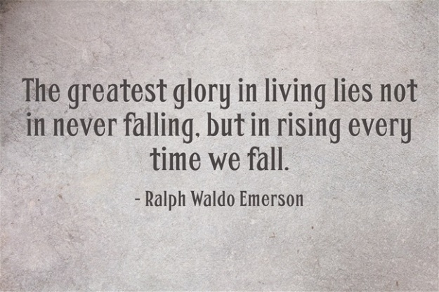 The-greatest-glory-in Ralph Waldo Emerson