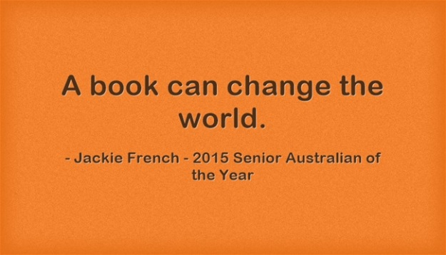 A-book-can-change-the