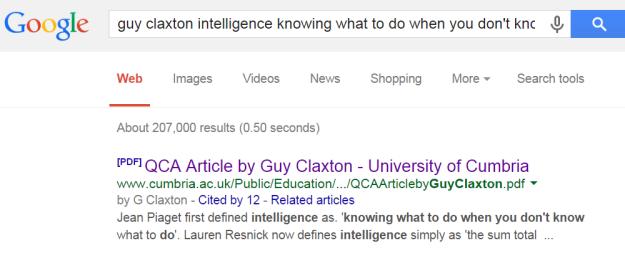 Claxton - Google