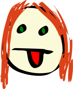 https://openclipart.org/detail/213515/Emoticon%20-%20tongue