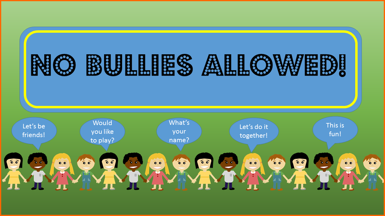Bully for you! | Norah Colvin