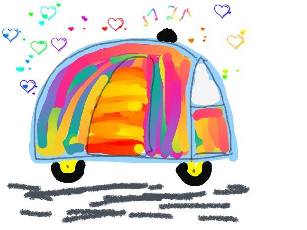 early learning caravan