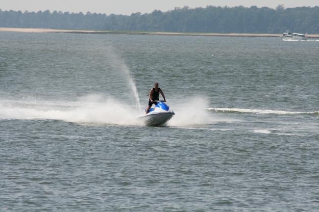 My retirement jetski