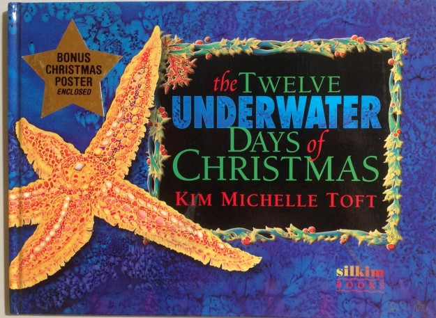 12 underwater days of Christmas