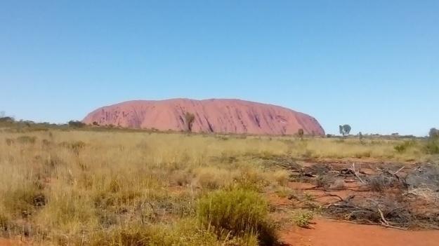 Uluru © Norah Colvin