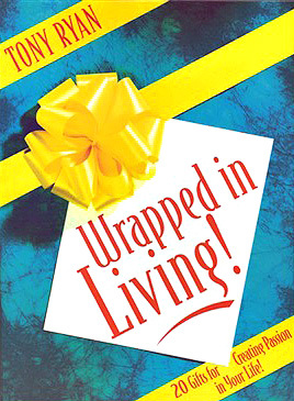 Wrapped in living