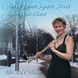 Robin - Notes from Squire Street