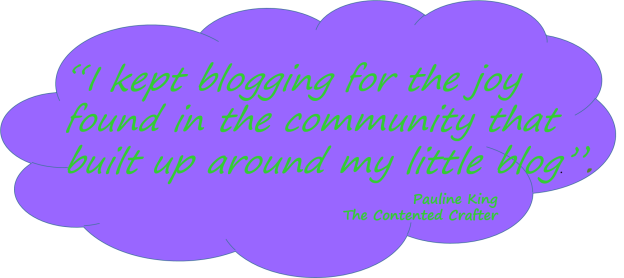 joy of blogging