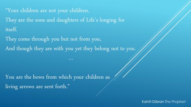 Kahlil Gibran Children
