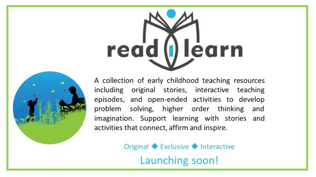 Launching soon - readilearn2
