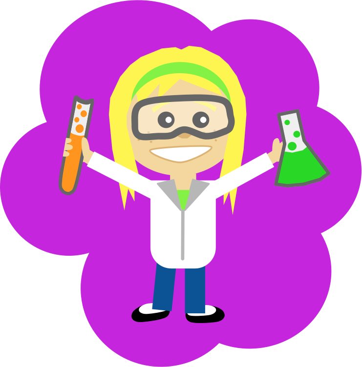 Be a scientist in real life! | Norah Colvin