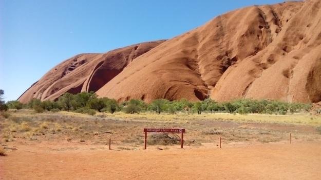 Uluru © Norah Colvin 2015