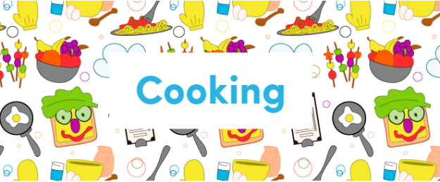 cooking banner
