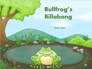 Bullfrog's Billabong - cover