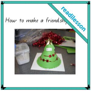 how to make a friendship tree