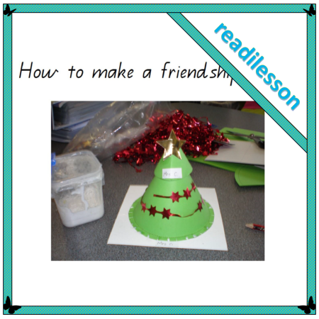 how to make a friendship tree