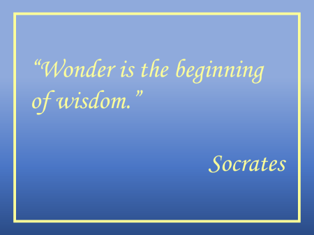 wonder-socrates