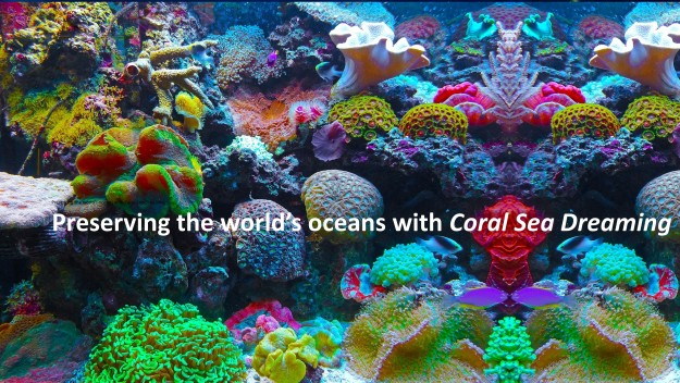 Preserve the oceans