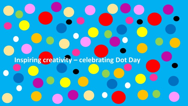 inspiring creativity - dot day
