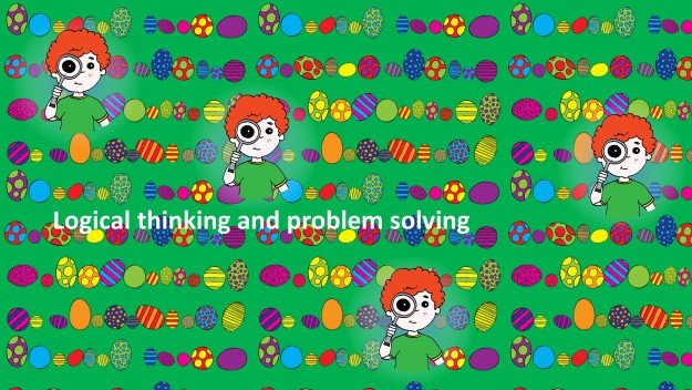 logical thinking and problem solving