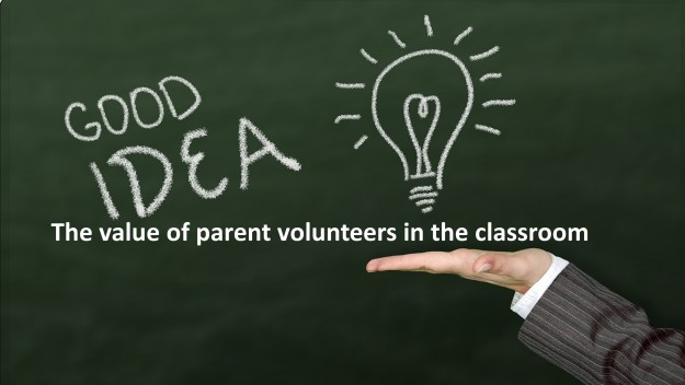value of parent volunteers