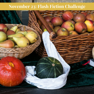 Carrot Ranch Flash Fiction Five a Day