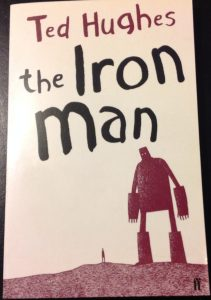 The Iron Man Ted Hughes