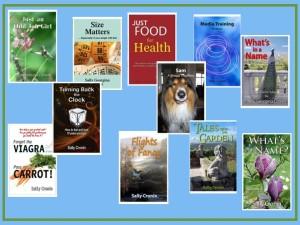 Sally Cronin's books