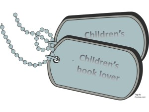 Children's books tag