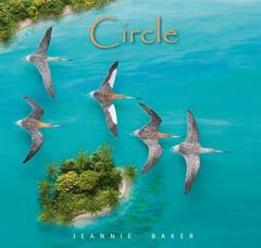 Circle picture book by Jeannie Baker
