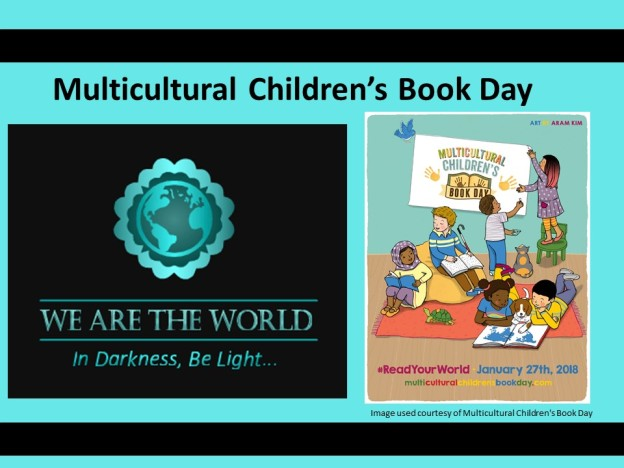 #WATWB #ReadYourWorld Multicultural children's Book Day
