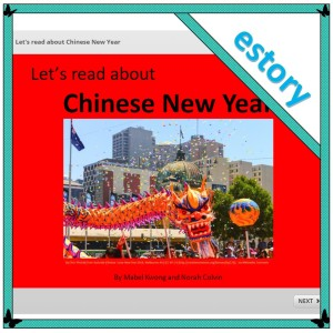 Chinese New Year celebrations in the classroom