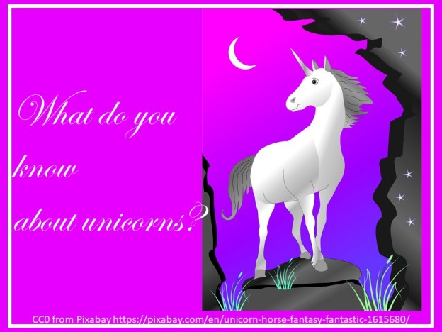 everything you wanted to know about unicorns