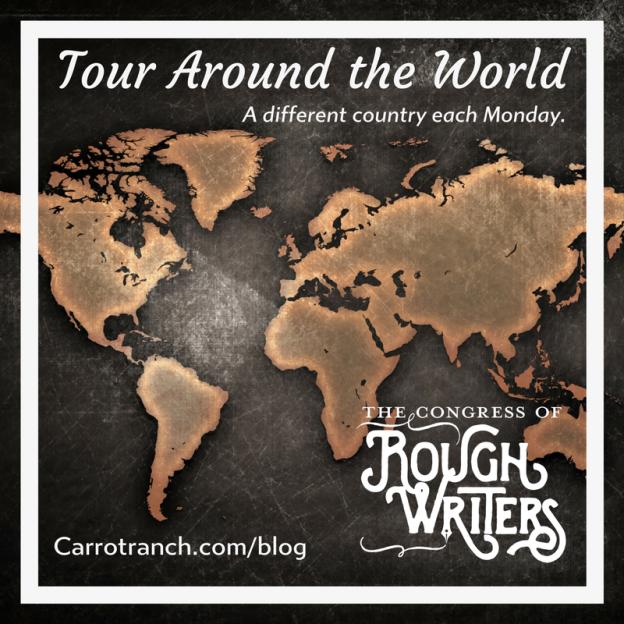 Rough writers tour around the world