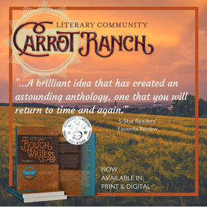 Carrot Ranch anthology a brilliant idea