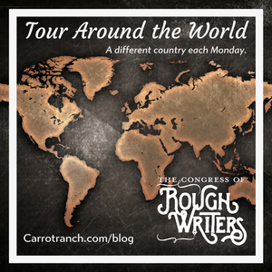 Rough Writers Tour Around the World Ruchira Khanna