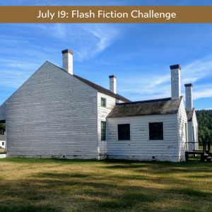 Carrot Ranch flash fiction challenge Fannie Hooe