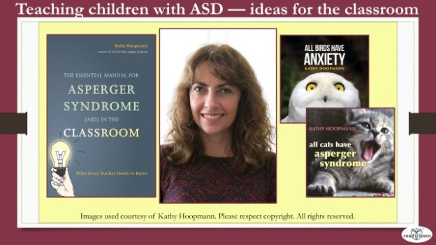 Kathy Hoopman on teaching children with ASD in the classroom