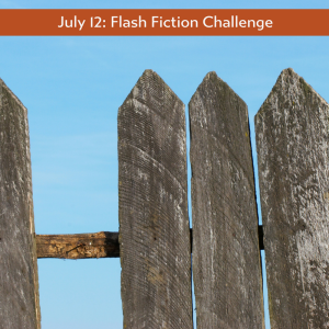 Mending fences #flash fiction prompt from Charli Mills at the Carrot Ranch