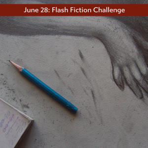 Carrot Ranch Flash Fiction prompt sketches