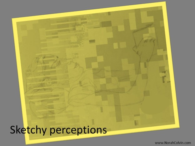 sketchy perceptions