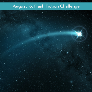 Comet flash fiction prompt by Charli Mills at the Carrot Ranch